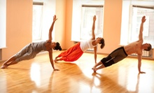 $7 for a 7:15 p.m. Brazilian Yoga Class at Sidekick Martial Arts, Ginastica Natural