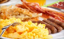 $8 for $16 Worth of Breakfast and Lunch at Paul's Pantry