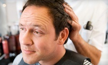 $13 for Haircut and Hot Lather Neck Shave with Kristin at Bob's Barber Shop