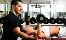 $43 for a Personal Training Session at Trident Fitness