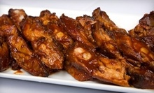 $10 for 2 for 1 Rib Tip Tuesdays at D's Original Take Out Grill