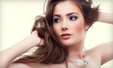 $75 for a Haircut & Partial Highlight at 3rd Avenue Studio