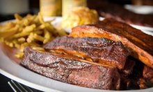 "$15 for The ""Garbage"" Plate and 2 Large Sodas at Bourbon BBQ & Catering"
