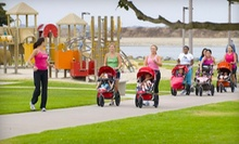 $8 for a One-Hour Stroller Strides Fitness Class at 8:45 a.m. at Austin Stroller Strides
