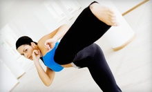 $10 for a 45-Minute Kickboxing Class at 7:30 p.m. at Perfect Balance Fitness & Martial Arts Training