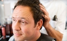 $16 for a Men's Haircut at Civic Opera Barber Salon