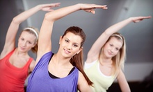 $10 for 5:45am Aerobics with John at G.Studio