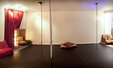 $8 for a 10:30 a.m. Open Pole Class at PoleMoves
