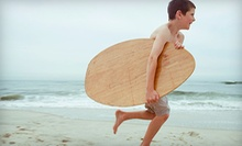 $7 for an All-Day Body Board or Skim Board Rental  at CA Surf Shop