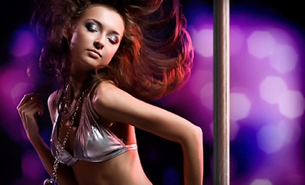 $12 for a One-Hour Pole Fitness Class at 5:45 p.m. at Spinderella Fitness