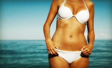 $20 for a Double Glo High Pressure with Spray Tan at Healthy GLO Tanning