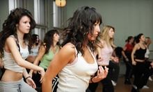 $3 for a 10:30 a.m. Zumba Class  at Rocio Miller at Studio 6 Ballroom