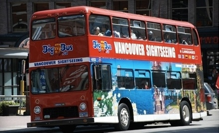 $27 for a One-Day Hop-On Hop-Off Pass (Up to a $40 Value)  at Big Bus