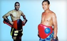 $20 for 8:00 pm Beginners Muay Thai Kickboxing Class at Ultimate Gym