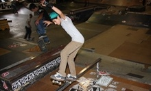$33 for a One-Hour Private Skateboarding Lesson at 3rd Lair SkatePark & SkateShop