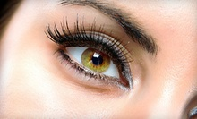 $59 for Natural Look Eyelash Extensions at Lashed Out