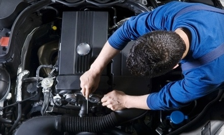 $39 for Oil change, Wheel Rotation, Alignment Check & Wiper Blades at Arden Hills Tire & Auto