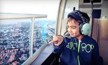 $99 for a 15-Minute Helicopter Tour of Newport Beach for One at OC Helicopters