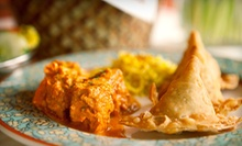 $15 for $20 Worth of Food and Drinks at Moghul Indian Cuisine