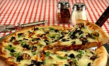 $5 for $10 at Frankies Chicago Style Pizza - New Hope