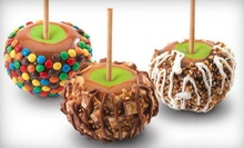 $12 for $20 Worth of Caramel Apples at Rocky Mountain Chocolate Factory - Irvine
