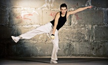 $8 for a Hip Hop Intro Class with Sergio Rivera at 5:30 p.m. at Subwalk Dance Centre