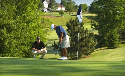 $59 for a Golf Round for Two (Up to $130 Value) at River Plantation Country Club
