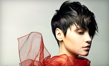 $30 for a $50 Haircut  at Ovations Salon &amp; Spa