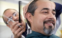 $12 for a  Haircut and Neck Shave at Las Olas Barbershop