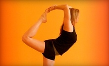 $9 for 9:30am 90-Minute Power 1 Yoga Class at Red Hot Yoga