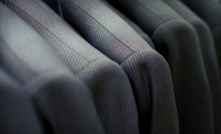 $15 for $20 Worth of Alterations and Tailoring at Continental Dry Cleaners