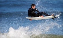 $25 for a Surfboard and Wetsuit Rental at Nor Cal Surf Shop
