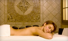 $35 for $50 at The Body Shop Massage & Day Spa