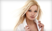 $40 for Haircut, Wash and Style at Jeremy Mihelich, located at Body Spa West