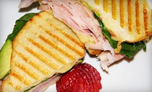 $9 for $14 at Ace's Gourmet Paninis