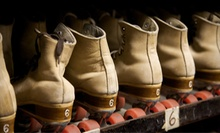 $10 for 2 Open Skate Passes and 2 Skate Rentals at Rich City Skate