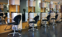 $30 for a Haircut, Conditioning Treatment, Blowout, and Style at MGM Hair Salon