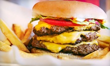 $7 for $14 at Jake's Wayback Burgers Thorndale