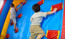 $7 for $15 at Long Island's Laser Bounce