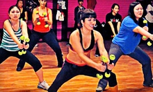 C$6 for a One-Hour Zumba for Beginners at 5 p.m. at Zumba Latin Fitness Ztudio