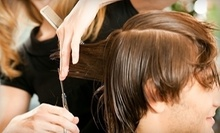 $24 for a Men's Haircut at Mara's Salon