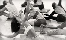 $10 for a Pilates Power Mat Class at 11:30 a.m. at Dream Power Fitness