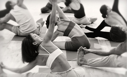 $10 for an Abs Interval Class at 11:30 a.m. at Dream Power Fitness