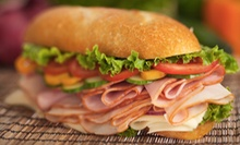 $7 for Any Sandwich and Fountain Drink (Up to a $12 Value) at Deli King
