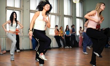 $7 for 6:30 PM Zumba Class at Studio 108 Yoga