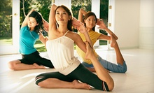 $8 for a One-Hour Drop in Yoga Class at 10:15 a.m. at Yoga Fitness