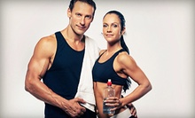$7 for a 9 a.m. Step Box Interval Class at Healthtime Fitness