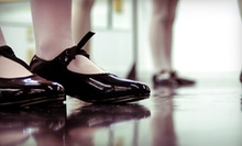 $7 for a Pre Jazz class at 5:15p.m. at Step II Dance Center