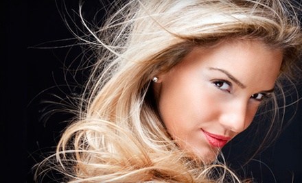 $25 for a Hair Cut and Deep Conditioning Treatment at Rockn' Hair