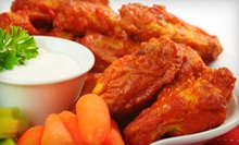 $12 for Ttwo BBQ Nachos at South Mouth Wings